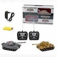 Игрушка радиоуправляемая Танк 11358B|escape:'html'