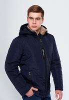 Куртка мужская Зима-2016 Синяя