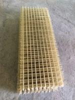 Композитная кладочная сетка с песком d2мм 50х50