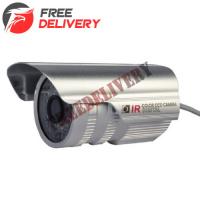 Камера видеонаблюдения внешняя CCTV с ИК, 800ТВЛ + крепление