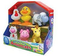 Игровой набор - ДОМАШНИЕ ЖИВОТНЫЕ от Kiddieland - preschool - под заказ