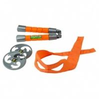 Набор игрушечного оружия серии ЧЕРЕПАШКИ-НИНДЗЯ - боевое снаряжение Микеланджело (нунчаки, бандана) от TMNT - под заказ