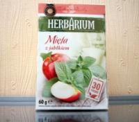 Травяной чай Herbarium мята + яблоко 30 пак.