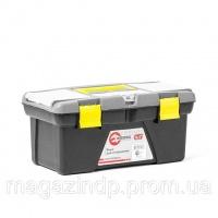 Ящик для инструмента 16.5« 412*214*188мм INTERTOOL BX-0316 Код:424775445|escape:'html'