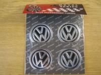 Наклейки на колпаки,диски VW (4шт)|escape:'html'