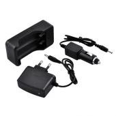 Зарядное устройство BL186B/403, 2*18650 от 220V или 12V|escape:'html'