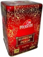 Чай Mervin Черный Суприм Пекой (P)* 500 грам