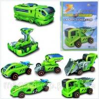 Конструктор на солнечной батарее Oxford 7в1 Автомобили Код:6165