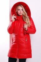 Женская зимняя куртка-жилет 13