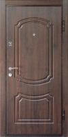 Дверь входная металлическая с МДФ накладкой 901 escape:'html'