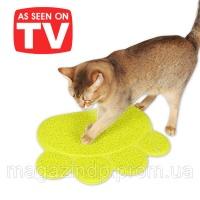 Коврик для домашних животных Paw Print Litter Mat Код:67978397