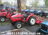 Митсубиси ( Mitsubishi ) трактора для хозяйства.|escape:'html'