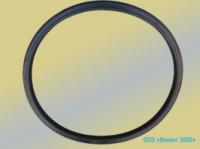 Уплотнительное кольцо нестандартного сечения 496х446х29 мм.