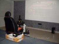 Гоночный симулятор «ORANGE 3D» Аналог Аналог Playseat Evolution escape:'html'