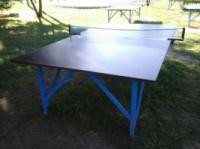 Ламинированная фанера для теннисного стола escape:'html'