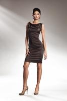 Платье женское атласное Nife escape:'html'