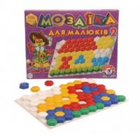 Мозаика д/малышей-2 (120 эл.) Технок