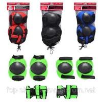 Защита комплект для роликовых коньков,скейтов,самокатов : наколенники,налокотники,для рук|escape:'html'