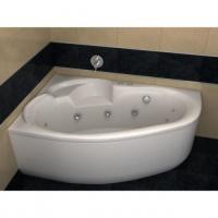 Акриловая ванна Koller Pool Karina 1600х1050х440 (Правая)|escape:'html'