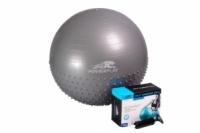 Мяч гимнастический - полумассажный 65см + насос escape:'html'