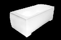 Акриловая ванна MAJKA NOVA 120x70 Besco PMD Piramida с ножками|escape:'html'