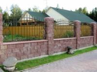 Забор кованый Луцк