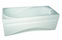 Акриловая ванна Bisante Милано 1600х700х580 мм|escape:'html'