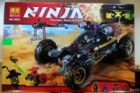 Конструктор Bela Ninja 10524 «Горный внедорожник»|escape:'html'