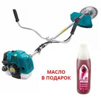 Мотокоса Sadko GTR-2200PRO с полуавтоматической подачей лески