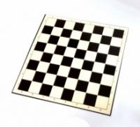 Доска для игры в шашки и шахматы (картон)|escape:'html'