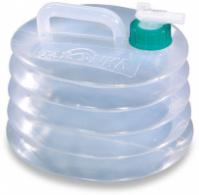 Канистра-гармошка, удобная кладная канистра для воды Tatonka Faltkanister 10л 3635
