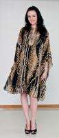 Платье с шелковой накидкой Orna Farho|escape:'html'