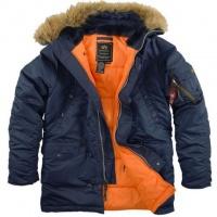 Супер тёплые зимние куртки «Аляска» Американской фирмы Alpha Industries (USA)|escape:'html'