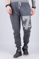 Штаны мужские спортивные с карманами AG-0003334 Серый