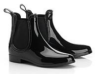 . Размер 40 Женские ботинки резиновые