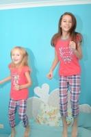 Пижама для девочки с футболкой|escape:'html'