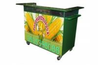 Тележки - кукурузоварки. Оборудование для приготовления вареной кукурузы.|escape:'html'