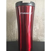 Термокружка Starbucks (Старбакс) H 206 500 мл, красная escape:'html'