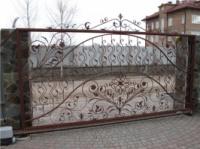 Автоматические откатные ворота|escape:'html'
