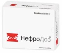 НефроДоз, лечение  мочекаменной болезни № 60