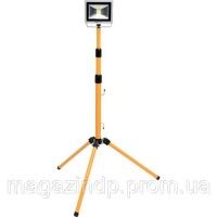 Прожектор LED 20 Вт, 6000K, на штативе Yato YT-81788 Код:604244785