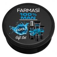 Набор парфюмерии для мужчин %100 Man Gift Set/ 3 Pieces escape:'html'