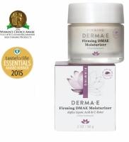 Увлажняющий крем для лица с ДМАЭ, альфа-липоевой кислотой и витамином С * Derma E (США) *