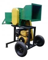 Измельчитель веток «Володар» РМ-90Д под двигатель (без двигателя) (диаметр 60-80 мм)