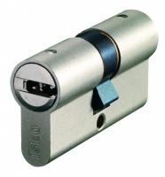 Цилиндр ISEO R90 75мм (30*45) ключ-ключ хром|escape:'html'