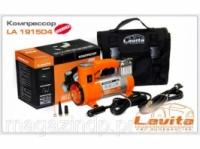 Компрессор автомобильный 12В, 12А, 7Атм, 27л/мин. LAVITA LA 191504 Код:86805433