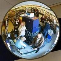 Зеркало наблюдения сферическое К 500|escape:'html'