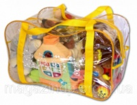 Сумка для игрушек (желтый) Код:116461|escape:'html'