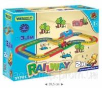 Детская железная дорога 3,1 м Wader (51701) Код:2067|escape:'html'