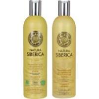 Бальзам + Шампунь для уставших и ослабленных волос «ЗАЩИТА И ЭНЕРГИЯ» 400 мл + 400 мл Natura Siberica|escape:'html'